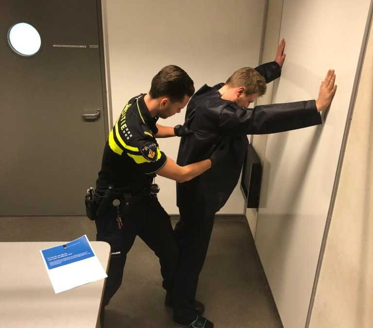 Vacature Arrestantenverzorger/beveiliger  –  Politie Eenheid Oost Nederland