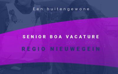 Vacature BOA Nieuwegein