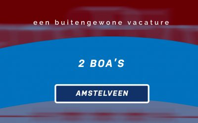 Vacature: BOA | Amstelveen